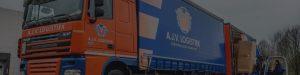 AJV Logistiek vrachtwagen