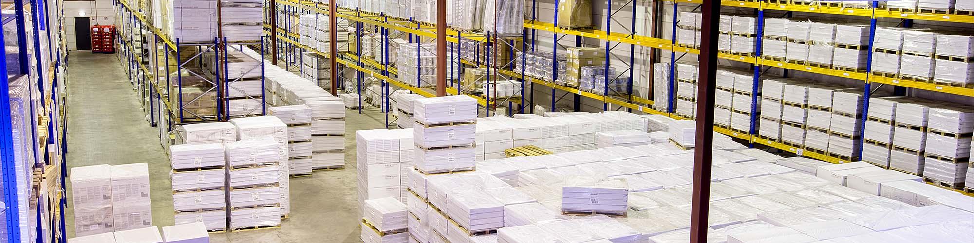 AJV Logistiek Magazijn